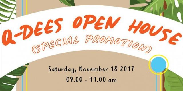 Q-Dees PIK Open House