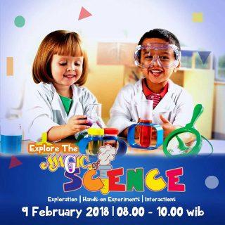 Explore The Magic of Science