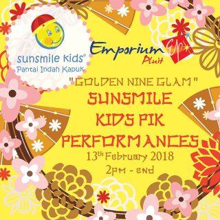 Sunsmile Kids - PIK Student Performance at Emporium Pluit Mall