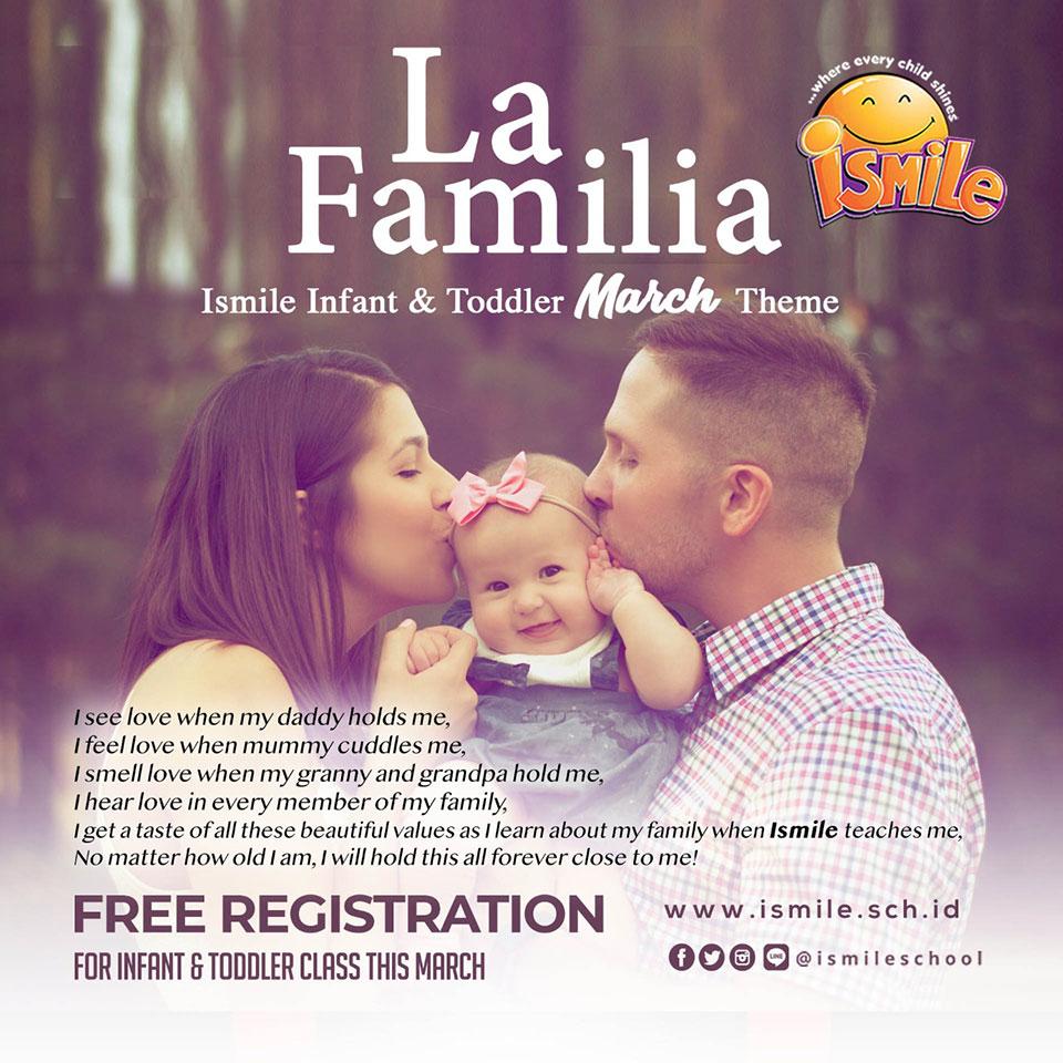 Ismile La Familia