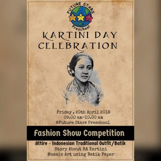 Future Stars Preschool - Kartini Day Celebration