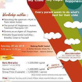 Workshop by Peony Kids Centre