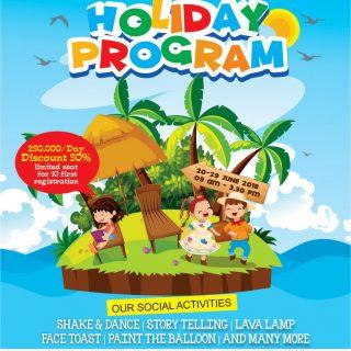Sunnyville Holiday Program