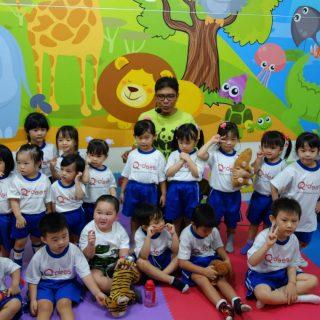 Q-dees Preschool – Pantai Indah Kapuk