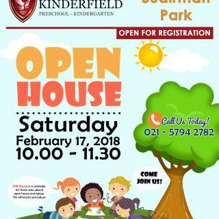 Kinderfield Preschool - Open House 2018