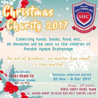Hati Cemerlang Preschool Christmas Charity 2017