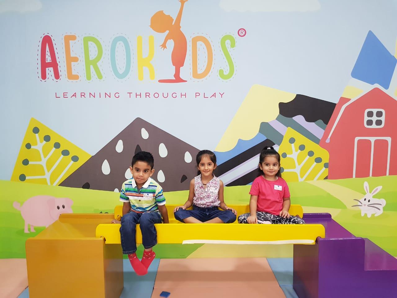 Aerokids Playschool – Jakarta Utara