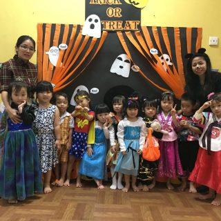 Happy Letters Preschool