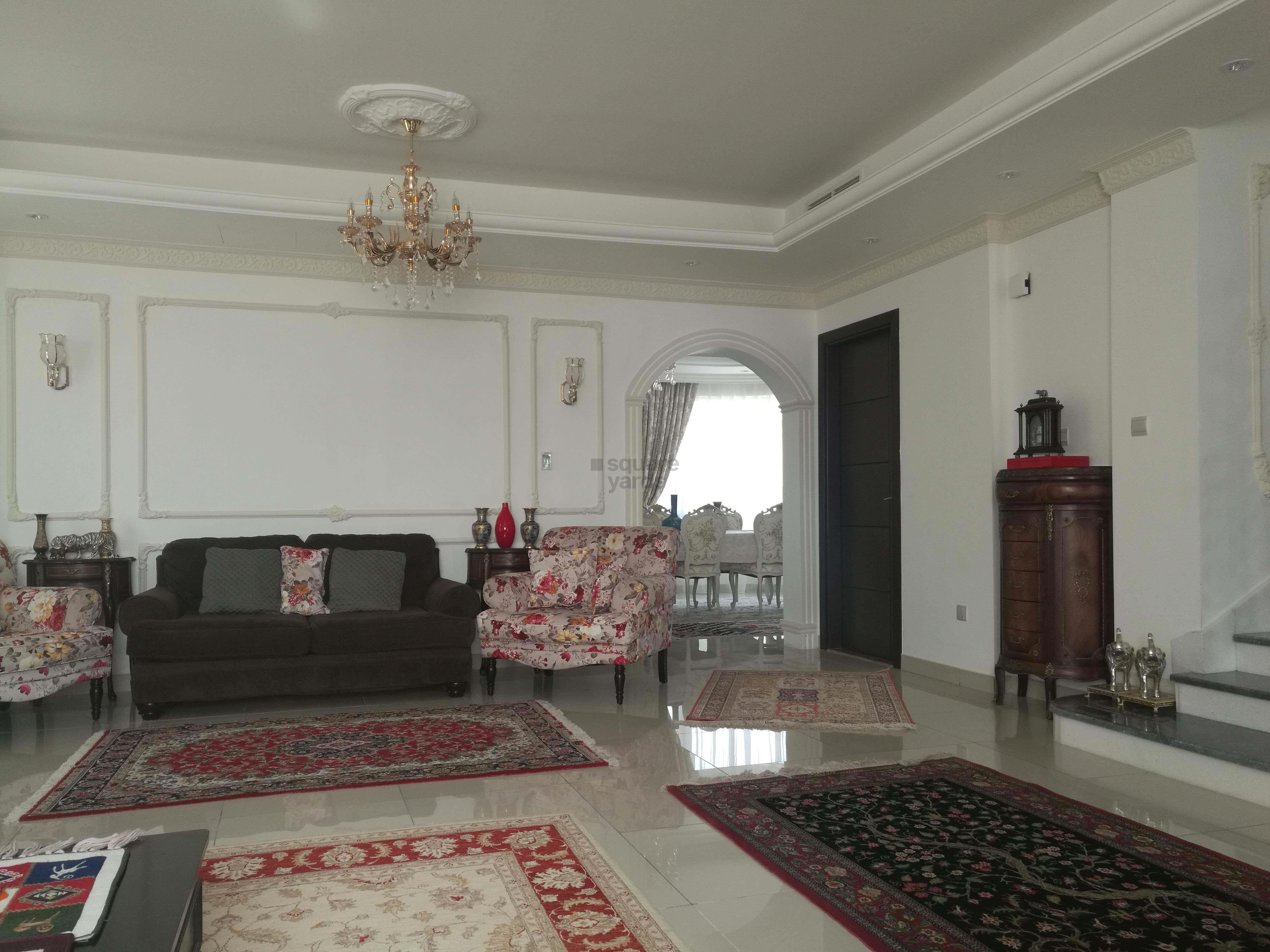 D Type || Upgraded independent || Heart of Dubai For Sale in Living Legends