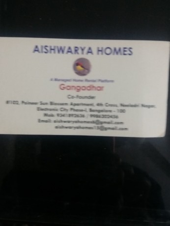 Aishwarya Homes