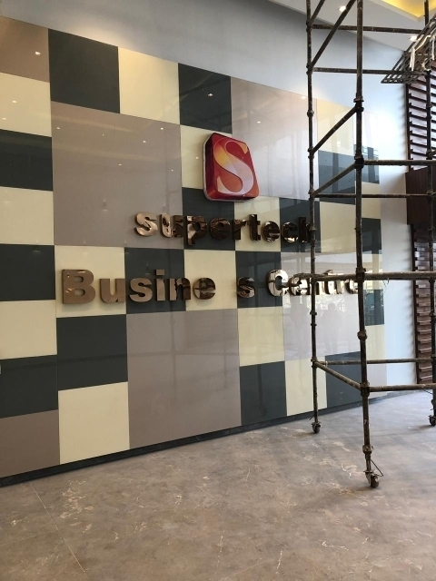Resale 300 Sq Ft Office Space In Supertech E Square