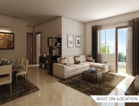 3 BHK 1943 Sq.Ft. Apartment in M3M Woodshire