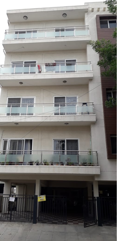 2 BHK 1080 Sq.Ft. Apartment in HBR Layout