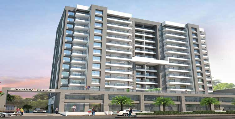 3 BHK 1800 Sq.Ft. Apartment in Baner