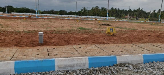 600 Sq.Ft. Plot in Sondekoppa