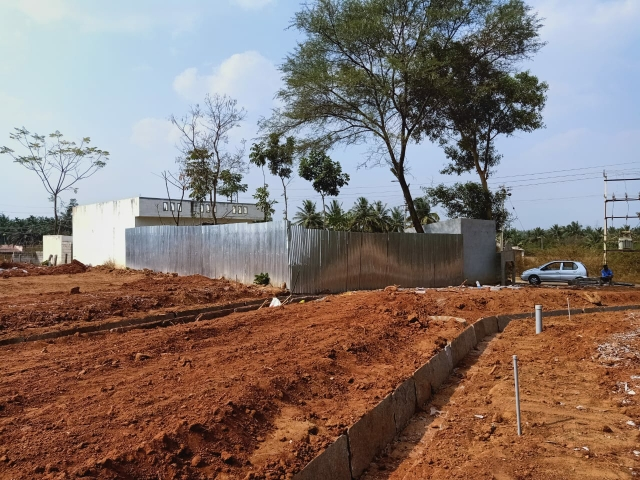 1200 Sq.Ft. Plot in Nelamangala