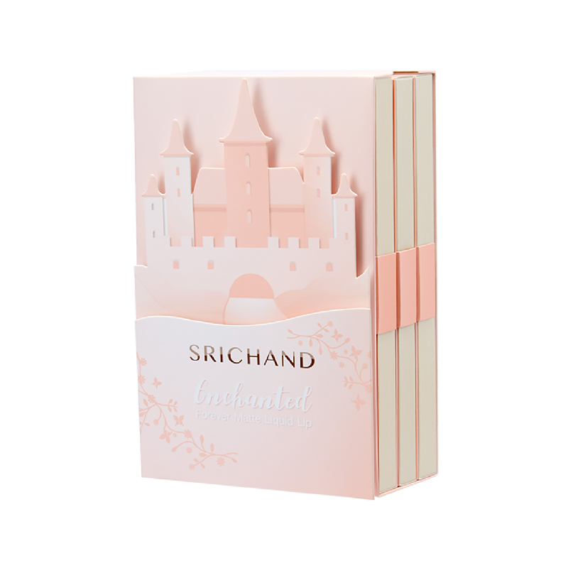 Enchanted Forever Matte Liquid Box set