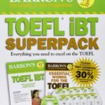 Barron's TOEFL iBT Superpack, 2nd Edition
