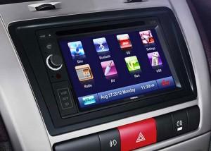 Manza - New touchscreen multimedia navigation