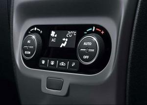 Manza - New automatic climate control