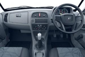 Car-like dashboard