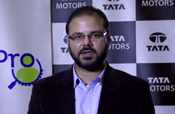 Mr. Rudrarup Maitra on Tata Motors SkillPro – 2015