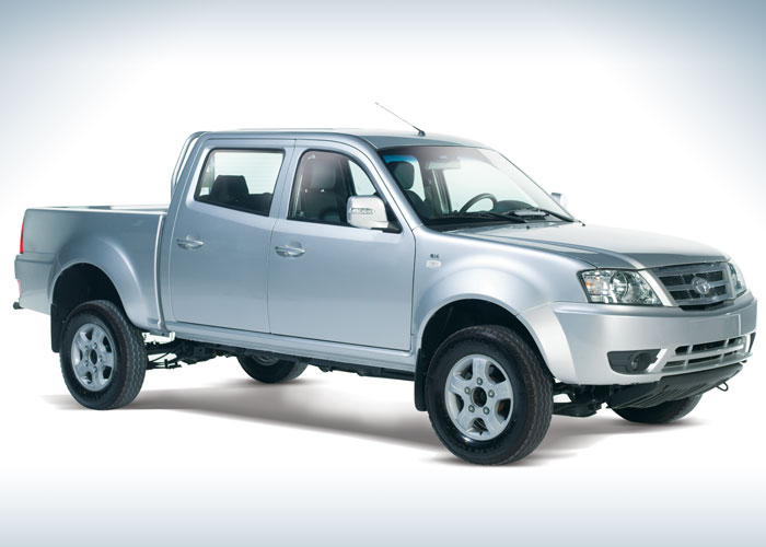 Tata Motors Sri Lanka - Xenon Double Cabin Pickup Truck