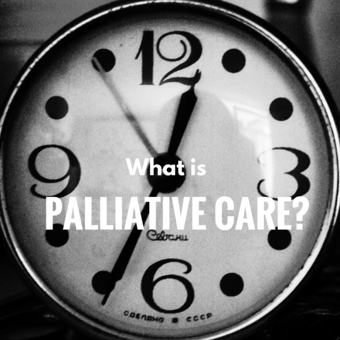 Palliative care is a multidisciplinary approach to specialized medical care for people with life-limiting illnesses. It focuses on providing people with relief from the symptoms, pain, physical and mental stresses of the terminal diagnosis. The goal of such therapy is to improve quality of life for both the person and their family.    Palliative care is provided by a team of physicians, nurses, physiotherapists, occupational therapists and other health professionals who work together with the primary care doctors and referred specialists. It is appropriate at any age and at any stage in a serious illness and can be provided as the main goal of care of along with curative treatment.    Although it is an important part of end-of-life care, it is not limited to that stage. Palliative care can be provided across multiple settings including in hospitals, in the patient's home, as part of the community palliative care programs, and in nursing facilities. Spiritual support is often provided in more interdisciplinary teams.    When a medicine or treatment relieves symptoms, but has no curative properties, it is said to be palliative. The word noncurative is sometimes paired with palliative for clarification purposes.    Scope    Palliative care is for patients with any serious illness and who have a physical or mental distress as a result of the treatment they are undergoing. Palliative care increases comfort by reducing pain, alleviating symptoms, and lessening stress for the patient and family. It is mutually beneficial for both patient and caregiver.    Emergency care nurses and doctors have a critical role to begin discussions with patients and their families regarding palliative care as they see them go through difficult times in life.    Paediatric palliative care is a rapidly growing subset of this field, and services directed specifically for children with serious illness are in dire need of this.    Responsibilities        Assessment of symptoms     A method fr the