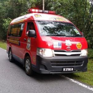 SR Nurse for Ambulance Service