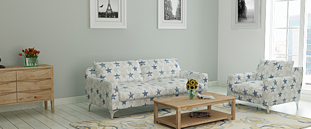 printed sofa designs