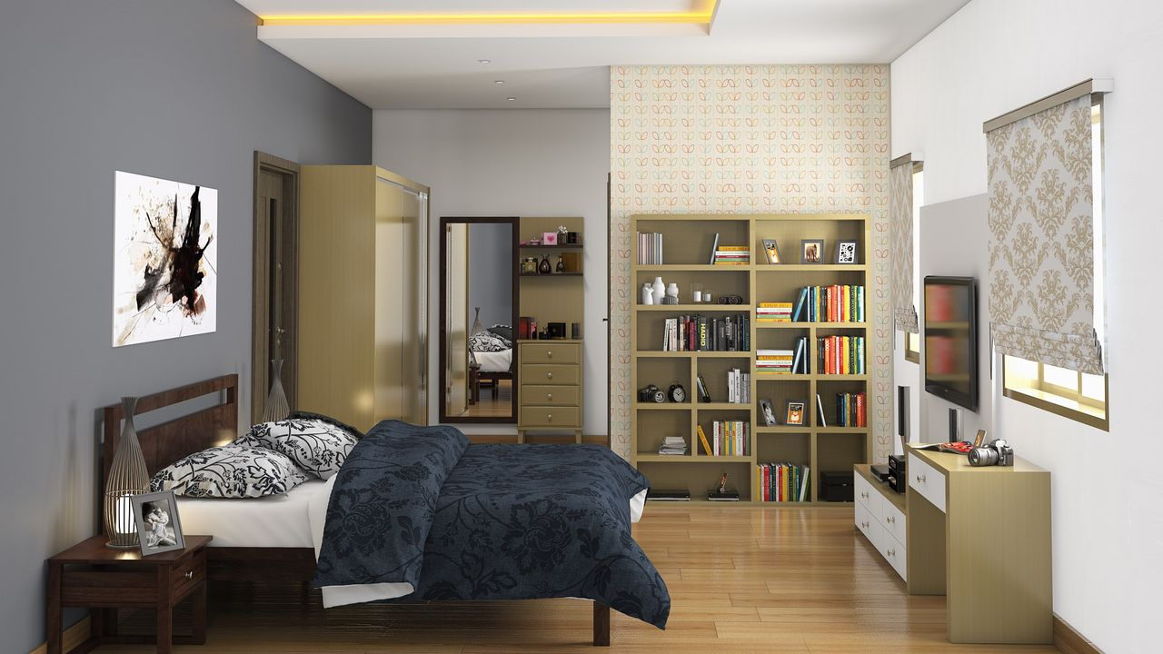 interior design india small apartment interior design online interior design projects 3BHK Complete Home Interiors For Just Rs. 7,99,999 only.