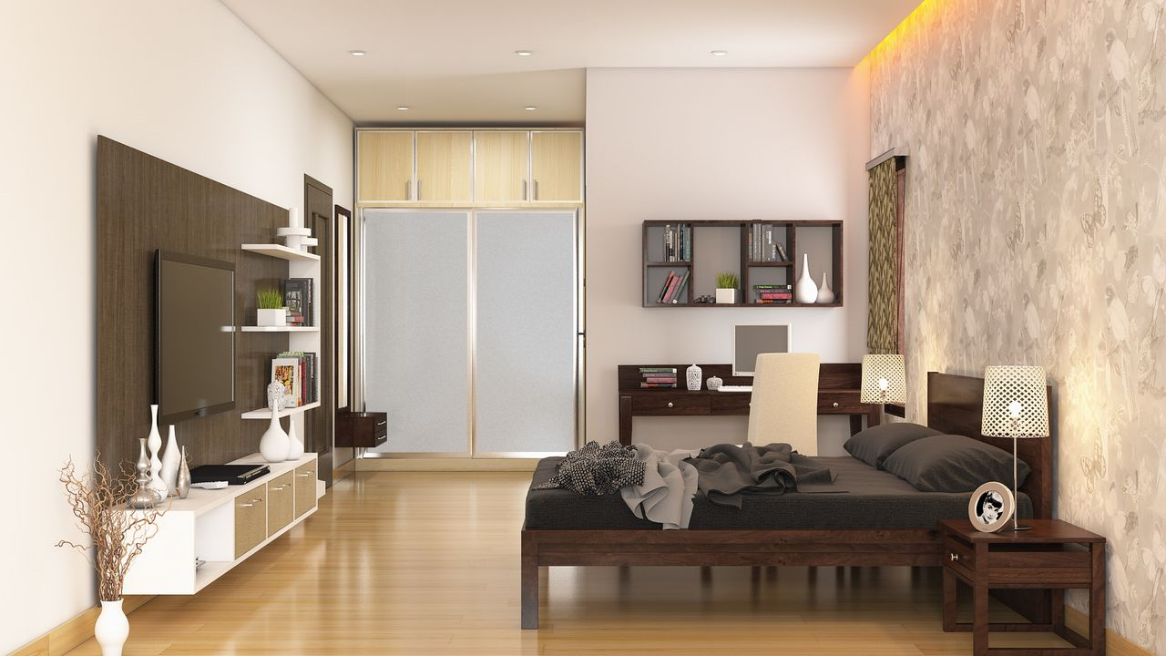 3BHK Complete Home Interiors For Just Rs. 7,99,999 Only.