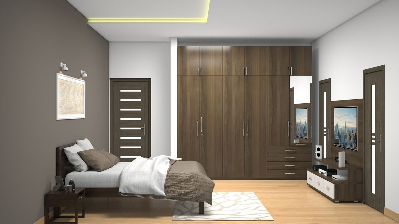 4BHK Complete Home Interiors For Just Rs. 10,99,999 Only.