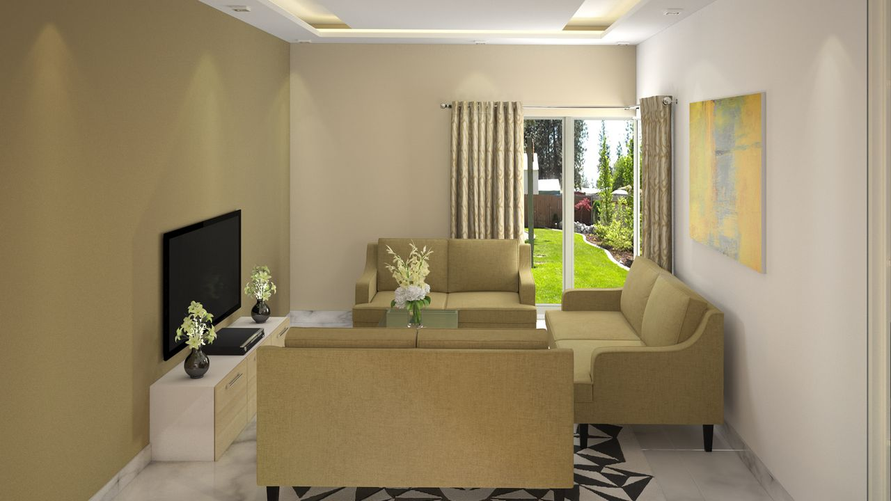 ... drawing room ... & Home Interior Design Offers- Villa Interior Designing Packages