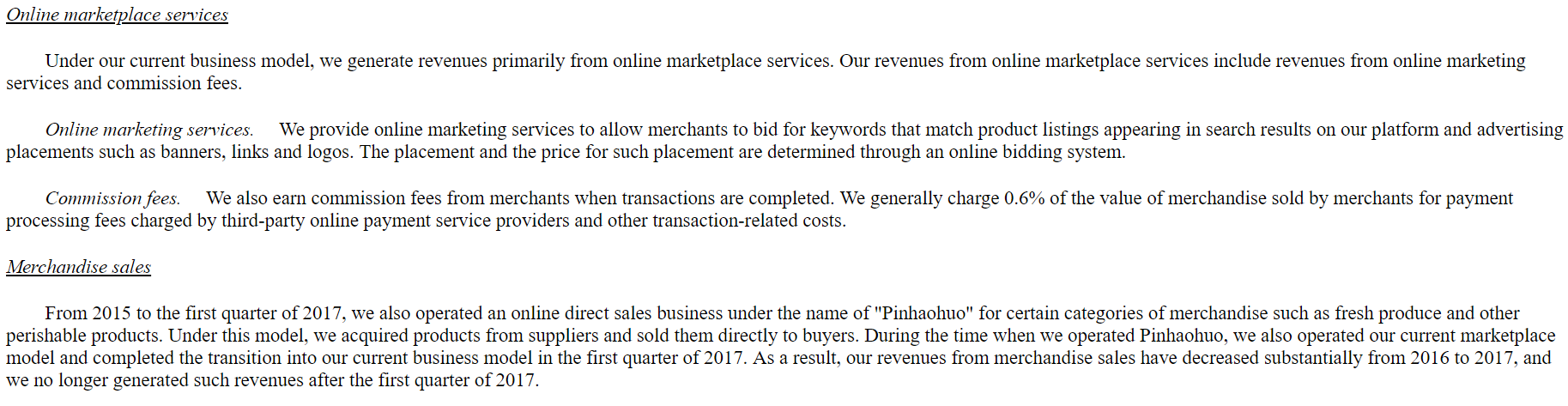 Pinduoduo Pre-IPO Review - Exposure to A New Breed of E