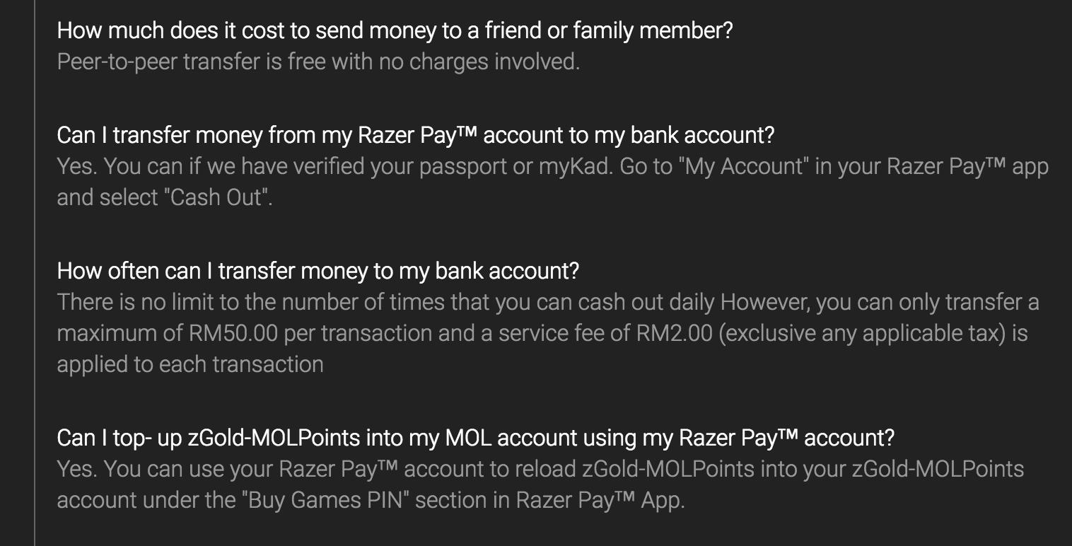 Razer Pin Free