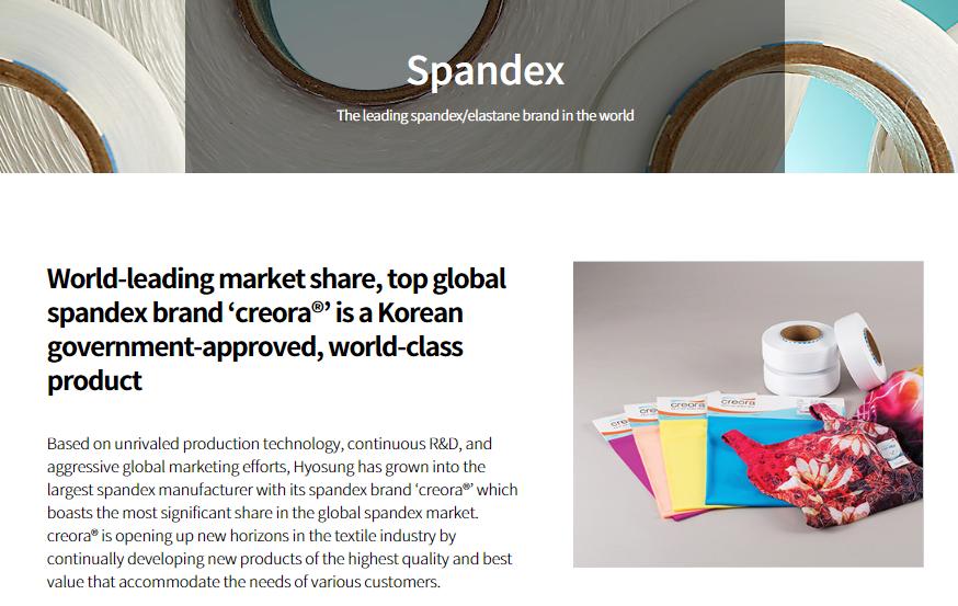 Spandex