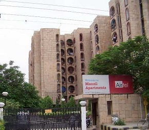3 BHK  Apartment For Rent in Manzil Apartments