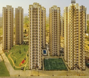 3 BHK + Servant Room 2579 Sq.Ft. Apartment in Adani M2K Oyster Grande