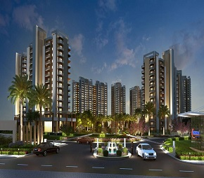 3 BHK 2200 Sq.Ft. Apartment in Vatika City