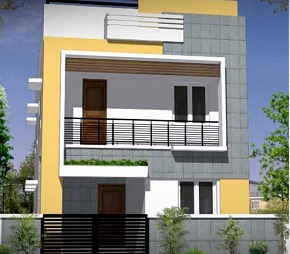 2 BHK 1200 Sq.Ft. Apartment in Princeton Town