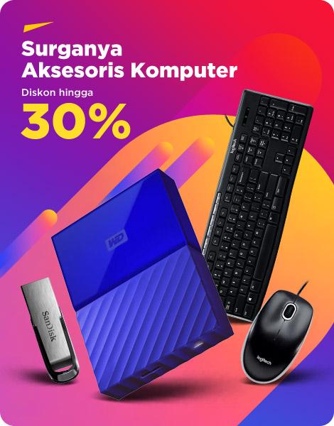 Promo Akesoris Komputer Harbolnas
