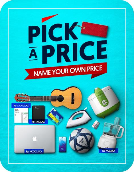 Pick a Price