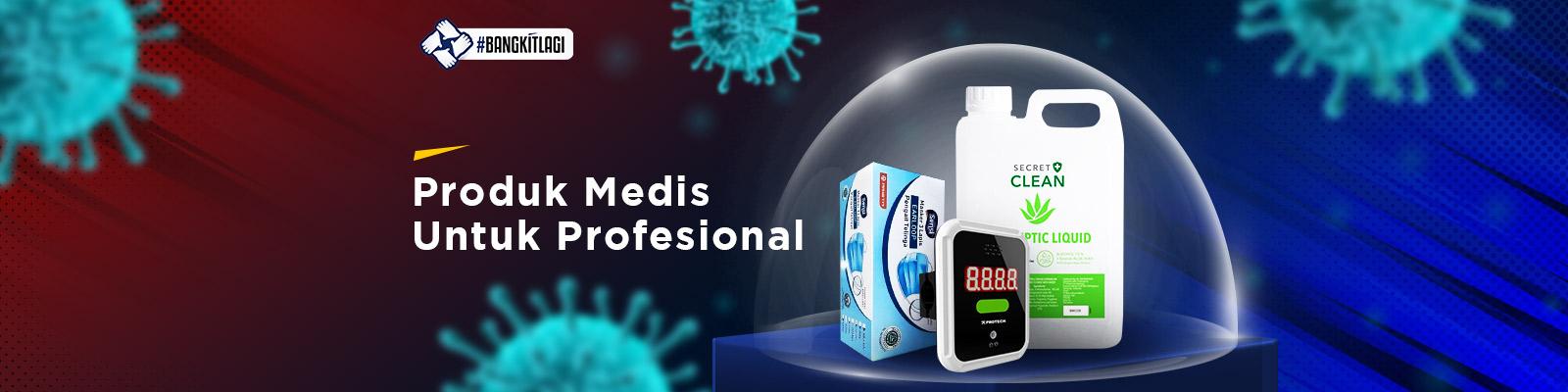 Peralatan Medis Profesional