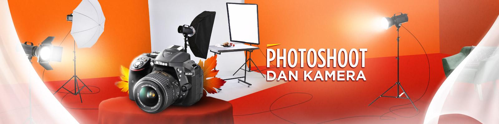 Photoshoot dan Kamera