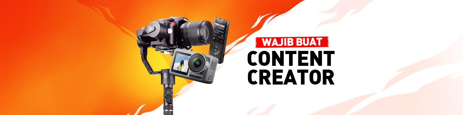 Kursus dan Peralatan Video