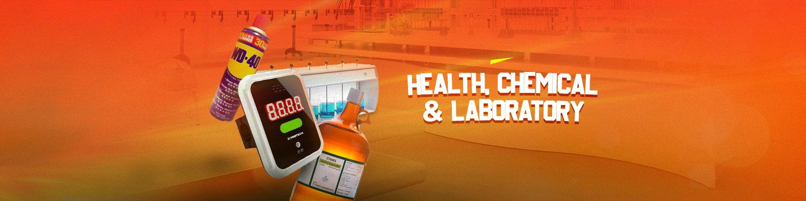 Alat-Alat Lab dan Bahan Kimia