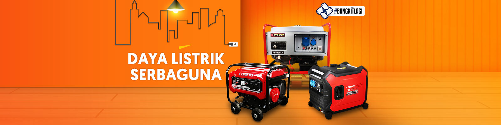 Baterai dan Generator