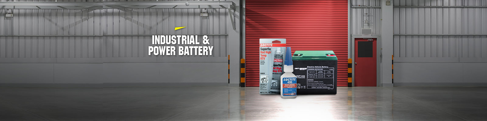 Industrial Adhesive and Power Battery