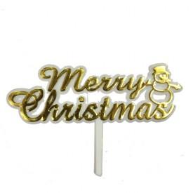 'Merry Christmas' Tag